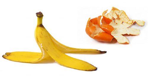 Fruits And Vegetables Peelings
